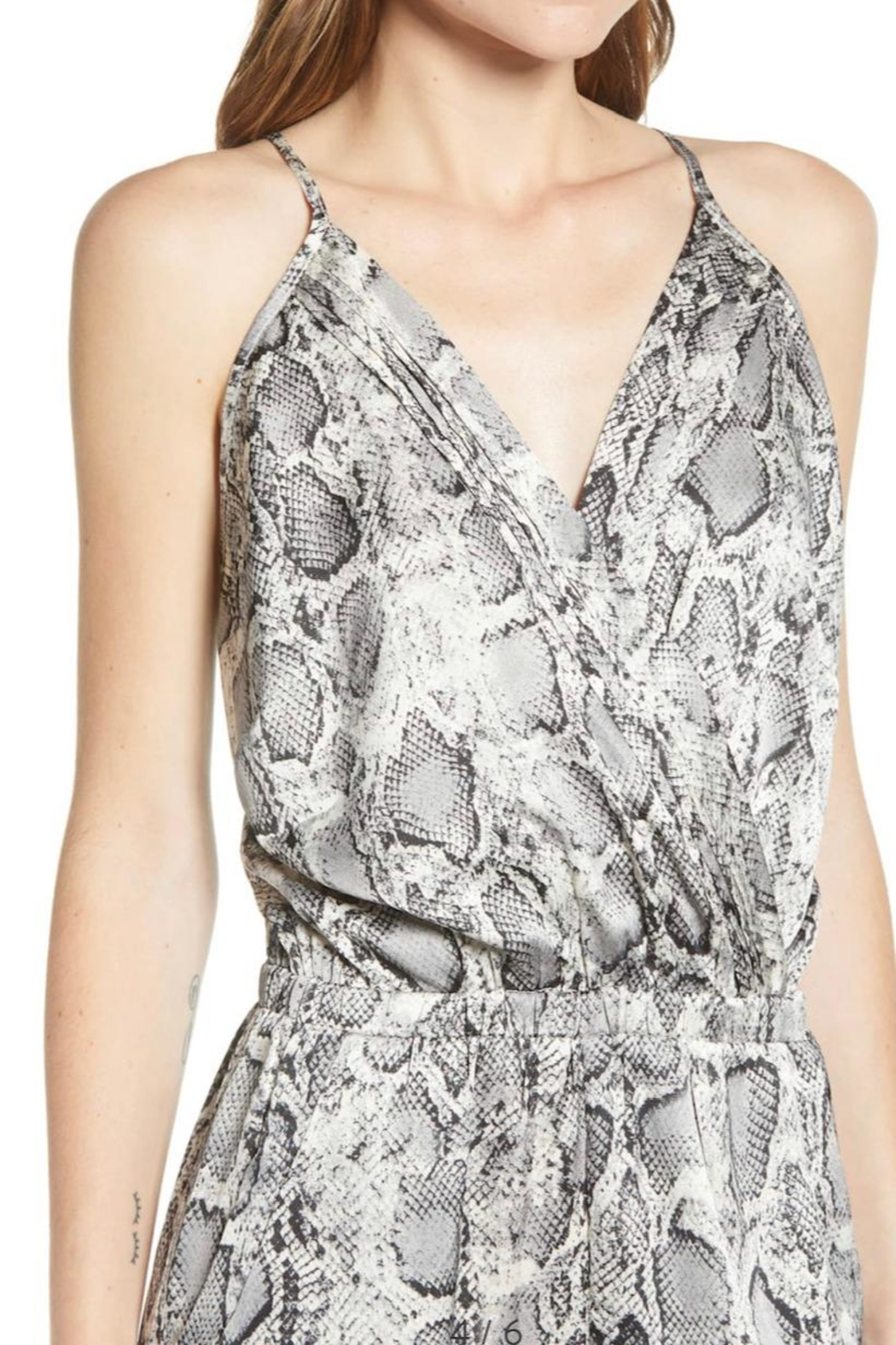 Bishop + Young Wild Thing Jumpsuit - Front Full Image