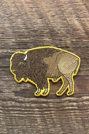 Noteworthy Paper & Press Bison Patch - Product Mini Image