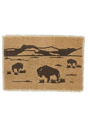 Park Designs Bison Placemat - Product Mini Image