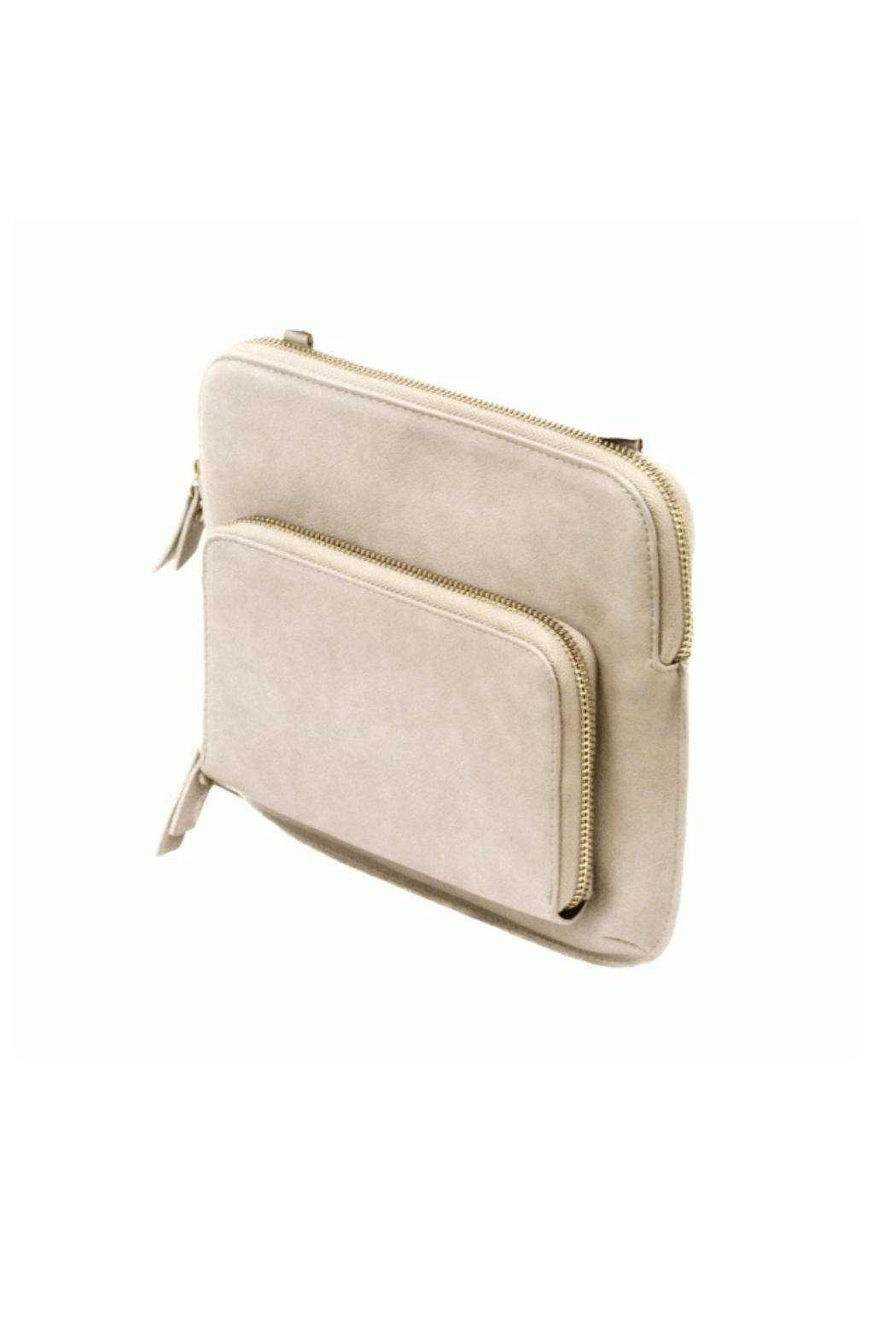 Joy Susan Bisque Nicole Crossbody - Front Cropped Image