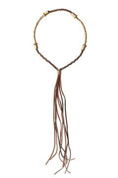 Shoptiques Product: Nubio Y Necklace