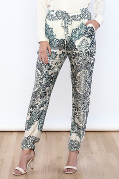 Biya by Johnny Was Edwin Silk Pant - Product List Image