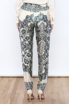 Biya by Johnny Was Edwin Silk Pant - Alternate List Image