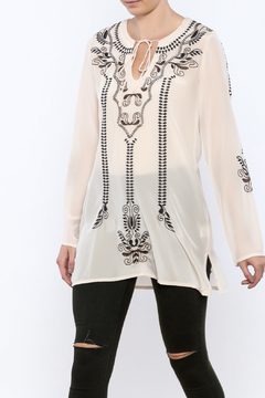 Biya by Johnny Was Pharra Blouse - Product List Image
