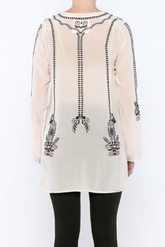 Biya by Johnny Was Pharra Blouse - Alternate List Image