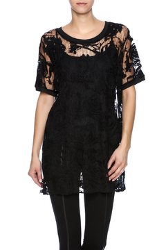 Biya Roos Lace Top - Product List Image