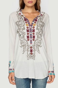 Biya by Johnny Was Genoa Blouse - Product List Image