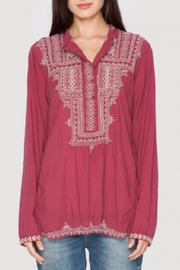 Biya by Johnny Was Gypsy Tunic - Product Mini Image