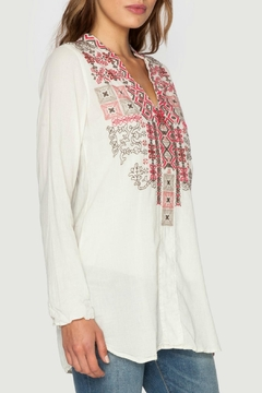Biya by Johnny Was Shelly Blouse - Product List Image