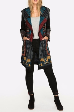 Biya by Johnny Was Tunic Sweater Cardigan - Product List Image