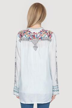 Biya by Johnny Was Yindari Blouse - Alternate List Image