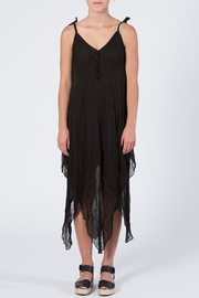 BK Moda Black Flowy Dress - Product Mini Image