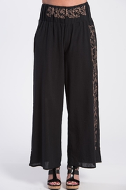 BK Moda Turkish Cotton Pant - Front cropped