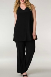 Yest Black A-Line Tunic - Product Mini Image