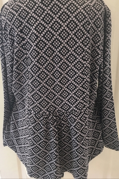 Habitat  Black and grey cardigan sweater - Alternate List Image