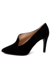 Brenda Zaro Black Asymmetrical Pump - Product Mini Image