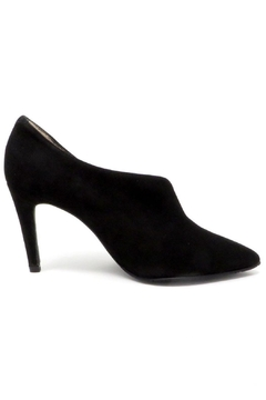 Brenda Zaro Black Asymmetrical Pump - Alternate List Image