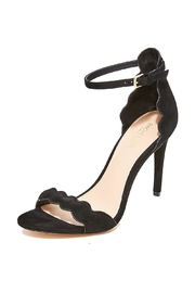 Rachel Zoe Black Ava Sandal - Product Mini Image