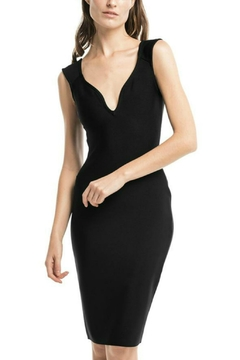 Gracia Black Bandage Dress - Alternate List Image
