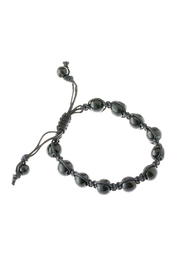 Wild Lilies Jewelry  Black Beaded Bracelet - Product Mini Image