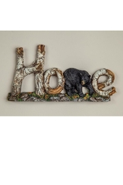 MWW Black Bear Home Decor - Front cropped