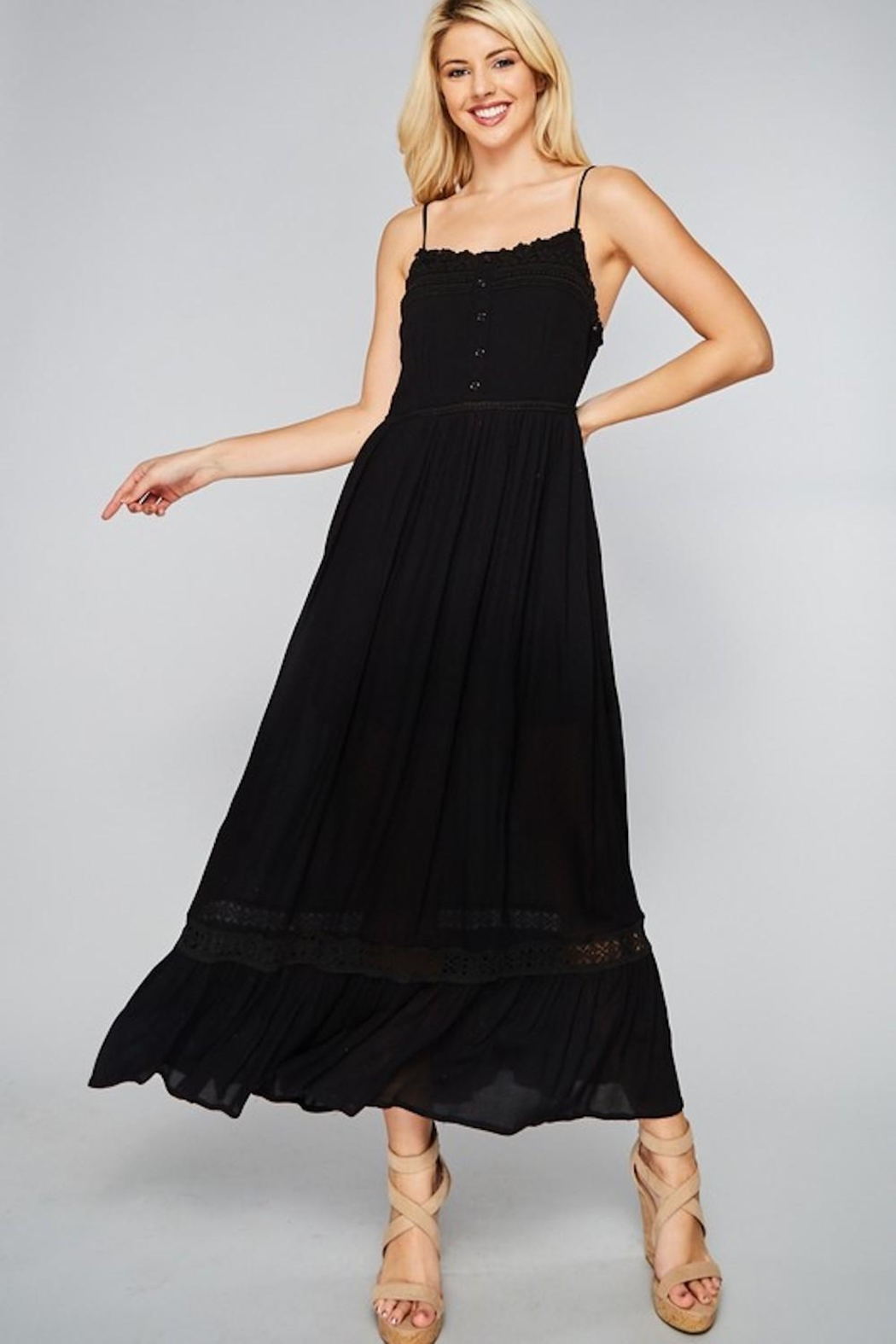 b675547da0 LLove USA Black Beauty Maxi from Los Angeles by AndyLiz Boutique ...