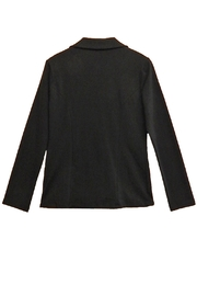 Cable & Gauge Black Blazer - Front full body