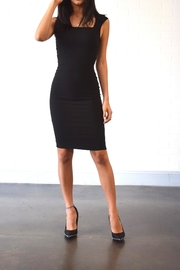 Dress Code Black Bodycon Dress - Product Mini Image