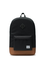 Herschel Supply Co. Black Brown Backpack - Product Mini Image