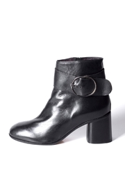 Keep Black Buckle Bootie - Product Mini Image