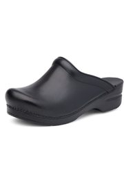 Dansko Black Cabrio Clog - Product Mini Image