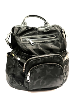 INZI Bags Black Camo Backpack - Product List Image