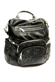 INZI Bags Black Camo Backpack - Product Mini Image