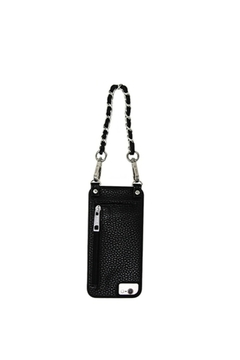 Hera Black Chain Iphone Wristlet - Alternate List Image