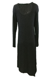 Michael Tyler Collections Black Charcoal Dress - Side cropped