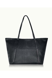 Gigi New York Black Charlotte Tote - Product Mini Image