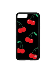 Wildflower Cases Black Cherry iPhone 6/7/8  Case - Front cropped