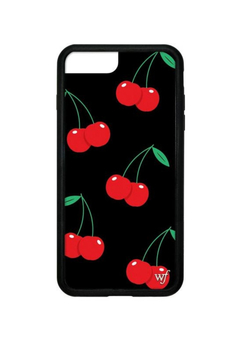 Wildflower Cases Black Cherry iPhone 6/7/8 Plus Case - Product List Image