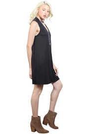 Rock Etiquette Black Choker Dress - Other