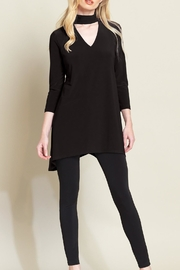 Clara Sunwoo Black Choker Tunic - Product Mini Image