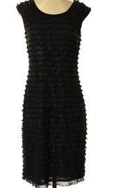 Travel by Tribal Black cocktail dress - Front cropped