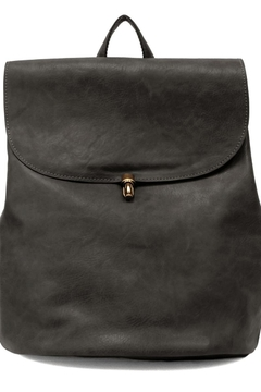 Joy Accessories Black Colette Backpack - Product List Image