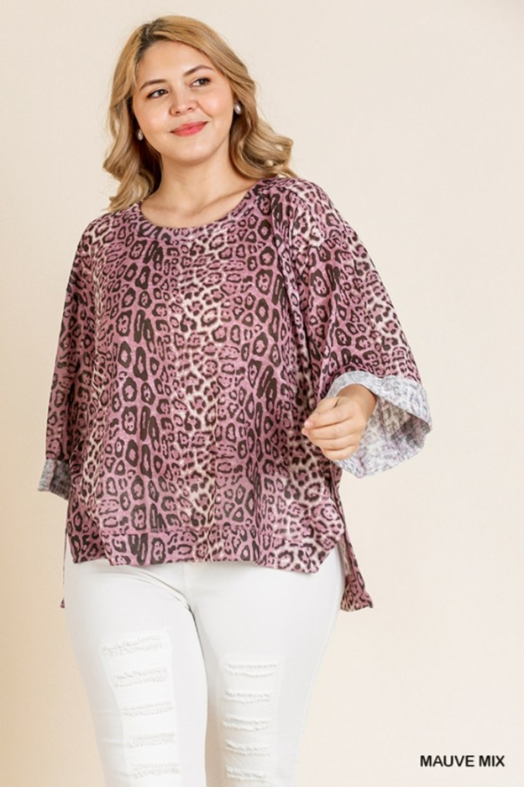Umgee Plus Must Have Tunic - Main Image