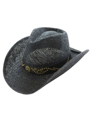 Too Too Hat Black Cowboy Hat - Product Mini Image