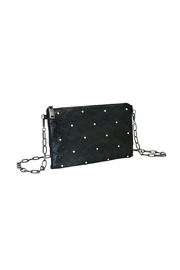 Whiting and Davis Black Crystal Beltbag - Product Mini Image