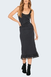 AMUSE SOCIETY Black Dahlia Dress - Product Mini Image