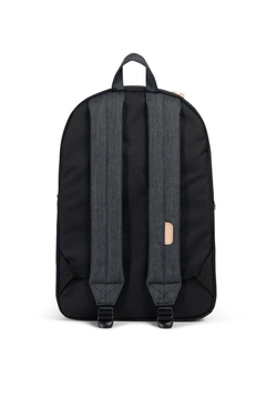 Herschel Supply Co. Black/denim Heritage Backpack - Alternate List Image