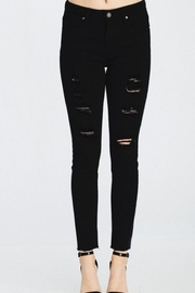 Wishlist Black Distressed Jeans - Product Mini Image