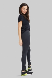 Raffinalla Black Dot Legging - Product Mini Image
