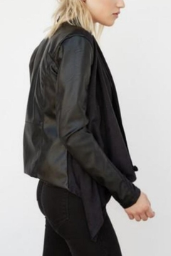 BlankNYC Black Drapey Jacket - Alternate List Image